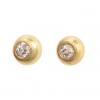 750/- Gold, Diamanten D 2,2mm